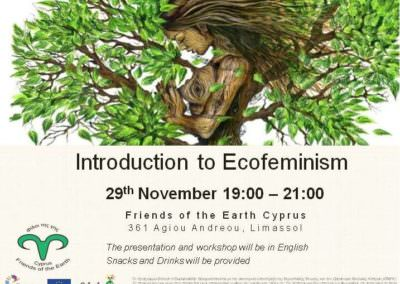 AppleIntroduction to Ecofeminism
