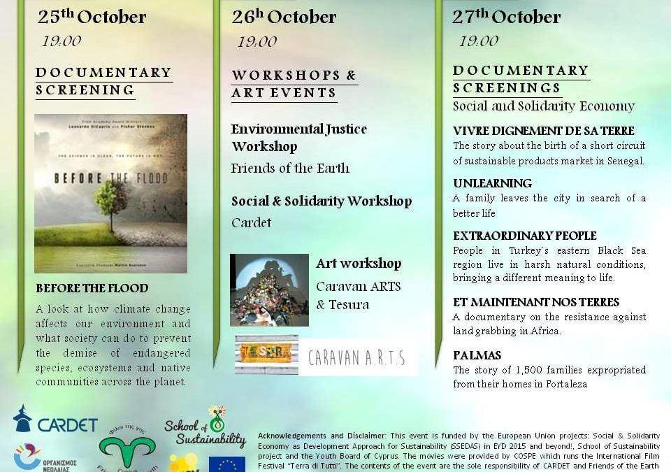 Social and Environmental Film Festival