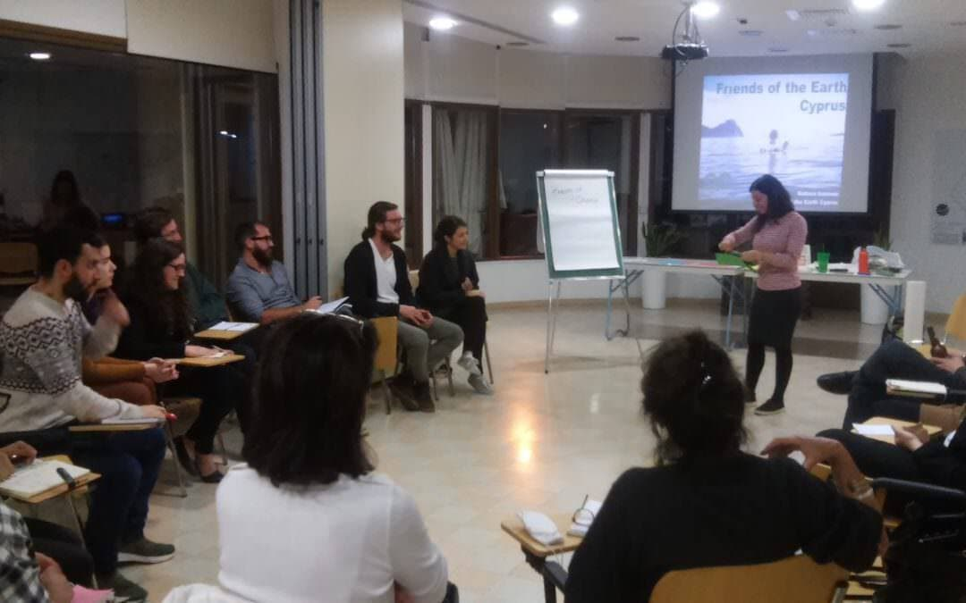 TRAINING WORKSHOPS – Facilitation and Campaigning