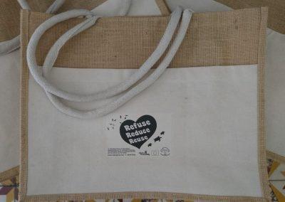 Large Jute Bag