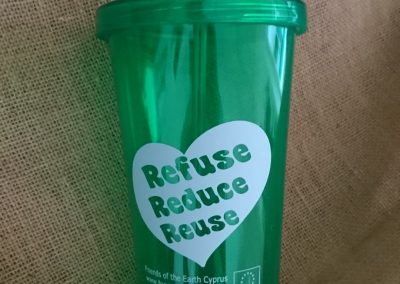 Reusable Drinking Cup