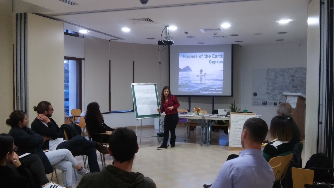 TRAINING WORKSHOPS – Facilitation and Campaigning ...